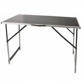 Brüder Mannesmann Table pliable 100 x 60 x 94 cm 70111