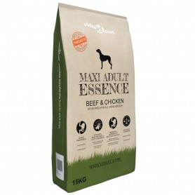 Nourriture sèche chiens Maxi Adult Essence Beef & Chicken 15 kg