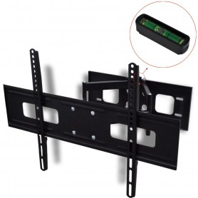 "Support TV à double bras pivotant 3D 600 x 400 mm 37"" - 70"""